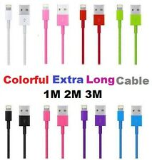 3M 2M 1M Sync & Charger USB Data Cable Lead For iPhone 6, 6 plus iPad 4 Air Mini