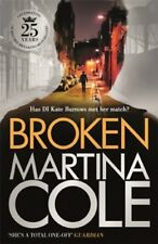 Broken by Martina Cole (Paperback, 2009) New Book