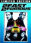 2 Fast 2 Furious (DVD, 2009, 2-Disc Set, Limited Edition)