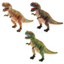 Walking Dinosaur Toy Figure With Lights & Sounds Moving for Kids Children