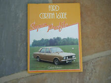 Ford Cortina Mk2 Super Profile Book Graham Robson