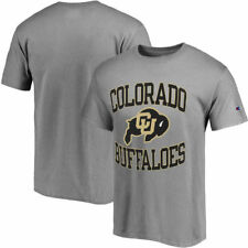 Colorado Buffaloes Champion Tradition T-Shirt - Gray - College