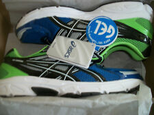 ASICS Gel Contend Royal Blue Black Electric Green  New  sz 12