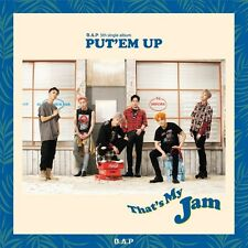 B.A.P BAP - PUT'EM UP (5th Single Album) [CD+Photocard...]