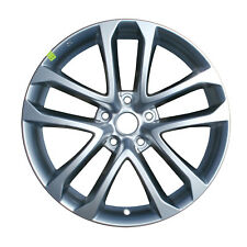 OEM Reman 18x7.5 Alloy Wheel, Rim Bright Hypersilver Full Face Painted - 62521