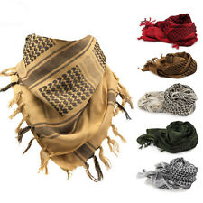 Light weight Military Shemagh Arab Tactical Desert Army Shemagh KeffIyeh Scarf X