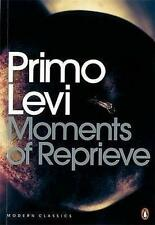 NEW Moments of Reprieve By Primo Levi Paperback Free Shipping