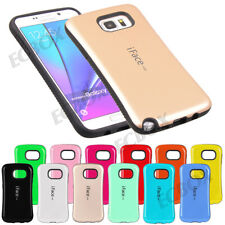 iFace Mall Glossy Shock-Absorbing Proof TPU Hard Case Cover For Samsung S & Note
