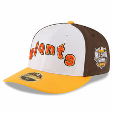 San Francisco Giants MLB Home Run Derby Patch 5950 All Star Low Profile Hat Cap