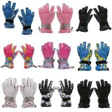 Men Women Winter Warm Sport Waterproof Windproof Snowboard Motorcycle Ski Gloves