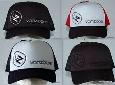 VON ZIPPER CAP NEW Unisex MENS MOBY CLASSIC TRUCKER SURF SKATE 1 Size HOT ITEM!!