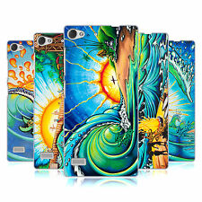 OFFICIAL DREW BROPHY SURF ART 2 HARD BACK CASE FOR LENOVO PHONES