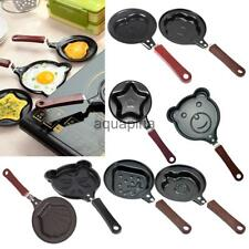 Egg Pancake Omelet Nonstick Kitchen Breakfast Skillet Frying Pan NEW