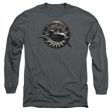 Battlestar Galactica Viper Squadron Mens Long Sleeve Shirt