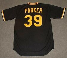 DAVE PARKER Pittsburgh Pirates 1979 Majestic Cooperstown Baseball Jersey