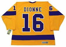 MARCEL DIONNE Los Angeles Kings 1970's CCM Vintage Home NHL Hockey Jersey