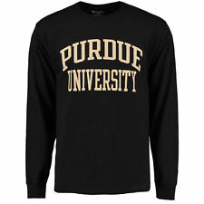 Purdue Boilermakers Champion University Long Sleeve T-Shirt - Black - College