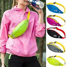 Waterproof Jogging Cycling Phone Pouch Running Hiking Waist Chest Pack Bum Bag