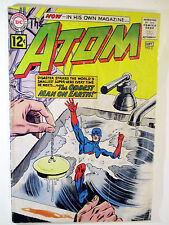 THE ATOM  #2 VG 1962  Silver Age  DC TV Shows  Here is a great Silver Age find