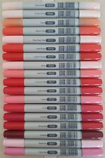 New! Copic CIAO Dual Tip Markers (Red Colors) FAST Shipping from USA!