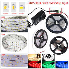 2835 3014 3528 5M 300 Leds SMD DC12V LED Fairy Flexible Strip Light Waterproof