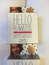 Benefit Hello Flawless Custom Powder Cover Up for Face