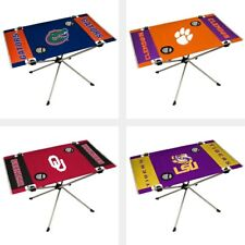 Choose Your NCAA Team Portable Tailgate Folding End Zone Table in a Bag