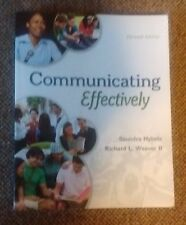 Communicating Effectively by Richard L., II Weaver eleventh 11th edition
