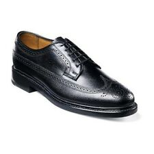 Florsheim Imperial Mens shoes Kenmoor Classic Wing Tip17109-78 Black Tumbled