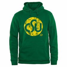 Colorado State Rams Old Main Collection 1974 Pullover Hoodie - Green - College