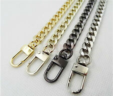Fashion Metal Purse Chain Strap Handle Shoulder Crossbody Handbag Replacement