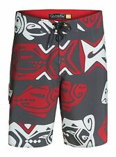QUIKSILVER Angler BOARDSHORTS (NEW) Mens Size 33-38 WATERMAN REPREVE Surf Shorts