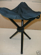 NEW TRI-STOOL FOLDABLE CHAIR FOR CAMPING PICNICS WALKING FISHING CHAIR