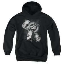 Popeye Spinach King Big Boys Pullover Hoodie