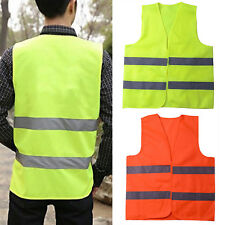 New Safety Security Visibility Reflective Vest Construction Traffic Warehouse