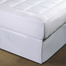 LCM Home Fashions Micro Plush Pillowtop Mattress Pad
