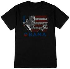 Barack Obama T-Shirt Black Shirt Tee New
