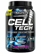 MuscleTech Celltech Performance Series 1.4kg 3 lbs Pro Series Creatine Hard Gain