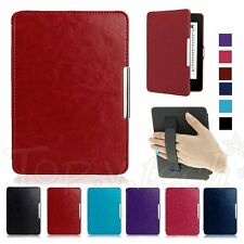 Ultra Thin Magnetic Leather Smart Case Cover for Amazon Kindle (7th Generation)