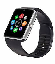NEW GT08 Bluetooth Smart Wrist Watch GSM Phone SIM For Android IOS Smartphone