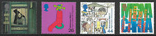 SG 2098-2101 6th July 1999 Millennium Series The Citizens Tale M.N.H Set of 4