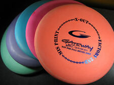 Gateway 2) X out Practice putters and / or driver discs GREAT SKY DISC GOLF