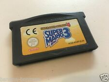 Nintendo Game Boy Advance SP/DS Super Mario Bros 3