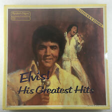 ELVIS Readers Digest HIS GREATEST HITS SEALED 7 LP Set