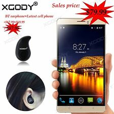 """XGODY Unlocked 6"""" 4Core Dual SIM Android 5.1 Smartphone 3G For AT&T Cell Phone"""