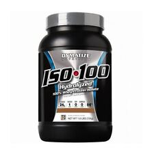 New Dymatize ISO-100 Protein from The WOD Life