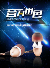 Joyroom Universal Sport INEAR Headset Microphone With MIC For iPhone Samsung HTC