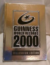 Guinness World Records 2000 : Millennium Edition by Guinness World Records...