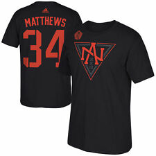 Auston Matthews adidas North America Hockey T-Shirt