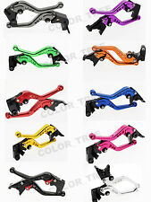 Short/Long CNC Brake Clutch Lever For BMW HP2 Enduro K1200R 05-08 R1200GS 04-12